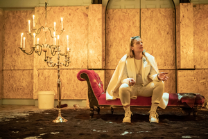 BWW Review: RICHARD III, Sam Wanamaker Playhouse