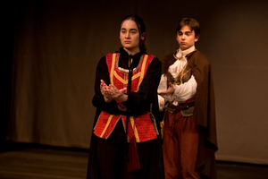 BWW Review: ROSENCRANTZ & GUILDENSTERN ARE DEAD at Commonwealth Theatre Center