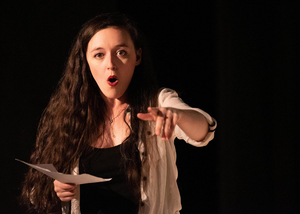 BWW Review: THE BURN IT ALL DOWN PLAY at Louisville Fringe Festival