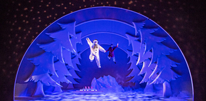 BWW Review: THE SNOWMAN, Peacock Theatre