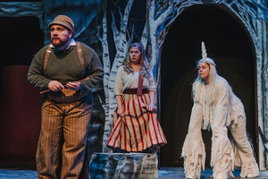 BWW Review: THE LION, THE WITCH, AND THE WARDROBE at Gamut Theatre Group