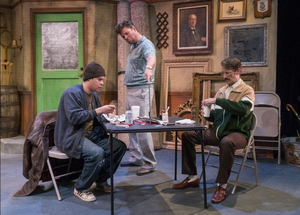 BWW Review: AMERICAN BUFFALO at Backyard Renaissance Theatre Company is worth the nickel