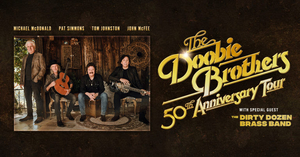 The Doobie Brothers Add 23 New Tour Dates Due to Demand