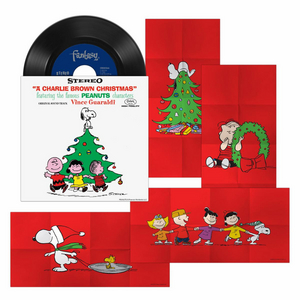 Record Store Day's 2019 Black Friday Event to Feature A CHARLIE BROWN CHRISTMAS Vinyl