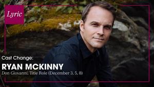 Ryan McKinny Will Portray Don Giovanni at Lyric Opera