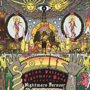 Nolan Potter's Nightmare Band Share 'Nightmare Forever' LP