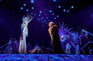 BWW Review: THE LION, THE WITCH AND THE WARDROBE, Bridge Theatre
