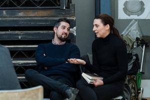 BWW Interview: Ronan Raftery Talks RAVENS: SPASSKY VS. FISCHER at Hampstead Theatre
