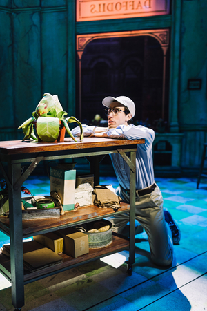 Gideon Glick Will Take Over Role Of Seymour In LITTLE SHOP OF HORRORS in January