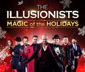 BWW Interview: The Daredevil Talks About the Astonishing THE ILLUSIONISTS – MAGIC OF THE HOLIDAYS at The Fox Theatre!