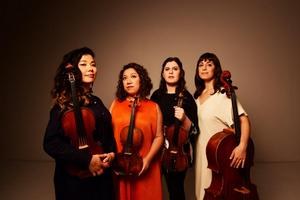 See the Aizuri Quartet at Carnegie Hall December 4