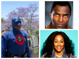 The 2019 DangerMan Hero Awards Show and Concert Celebrates TV's First Black Superheroes