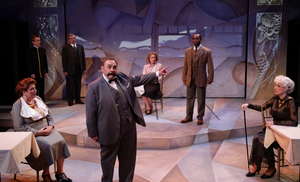 BWW Review: AGATHA CHRISTIE'S MURDER ON THE ORIENT EXPRESS: Rogues on the Rails