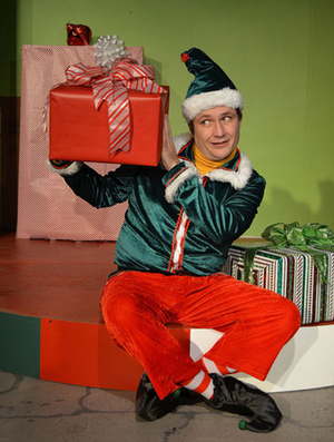 THE SANTALAND DIARIES Opens at Carpenter Square This Weekend