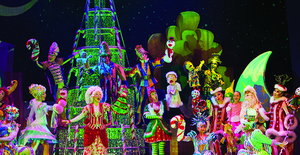 NJPAC in Newark Presents Holiday Shows for All