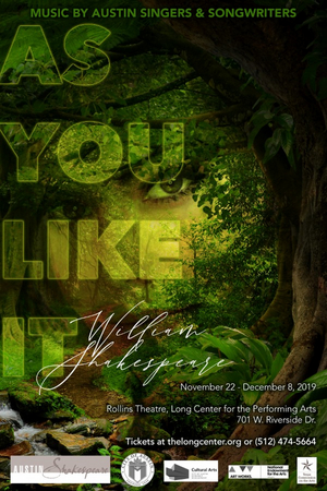 BWW Review: AS YOU LIKE IT is a Homegrown Retelling of the Beloved Shakespearean Classic.