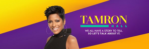 Scoop: Upcoming Guests on TAMRON HALL, 12/2-12/6