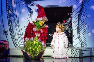 BWW Review: HOW THE GRINCH STOLE CHRISTMAS!, Festival Theatre, Edinburgh