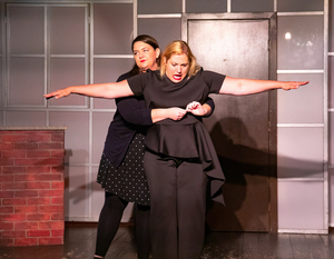 BWW Review: New Musical LIFE IN BOOBS Lovingly Satirizes the Lifelong Trials and Tribulations of Being a Woman with Curves
