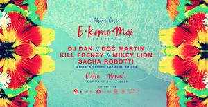 Brand New Festival E Komo Mai Launches in Hawaii