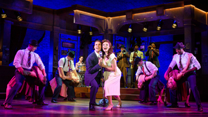 BWW Review: BANDSTAND at Broadway In Thousand Oaks Has All The Right Moves But Something Is Out Of Tune.