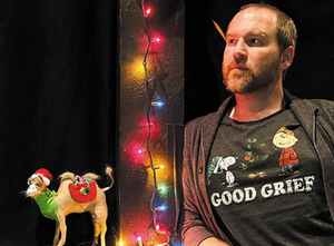 BWW Interview: Anthony Methvin of THE SANTALAND DIARIES  at Diversionary Theatre