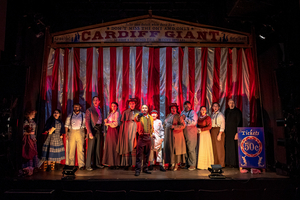 BWW Review: True story of the Cardiff Giant in the family friendly musical THE GIANT HOAX from Indieworks Theatre