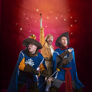 BWW Review: GOLDILOCKS AND THE THREE MUSKETEERS, Battersea Arts Centre