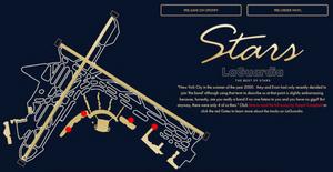 Stars Reveal LAGUARDIA Website