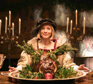 PBS to Air LUCY WORSLEY'S 12 DAYS OF TUDOR CHRISTMAS