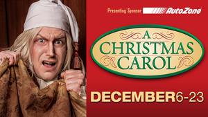 A Memphis Family Holiday Tradition Continues with A CHRISTMAS CAROL at Theatre Memphis
