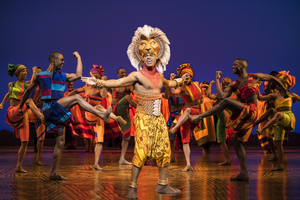 Disney's THE LION KING to Begin Performances at North Charleston Performing Arts Center