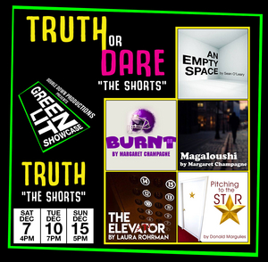 Doubledown Productions Presents TRUTH OR DARE