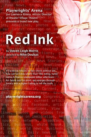 Playwrights' Arena Announces Cast of RED INK