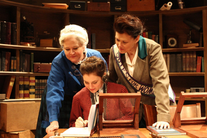 BWW Review: SILENT SKY  at American Stage A Cosmic And Timeless Love Story, Where Powerful Women Take A Stance