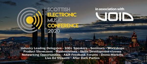 Scotland's First Ever Electronic Music Conference to Arrive in July 2020