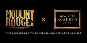 MOULIN ROUGE THE MUSICAL Partners with New York Academy of Art to Support the Work of Emerging Visual Artists
