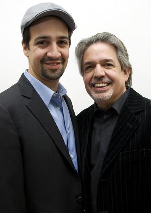 Win Lunch with Luis Miranda (Lin-Manuel's Dad!)