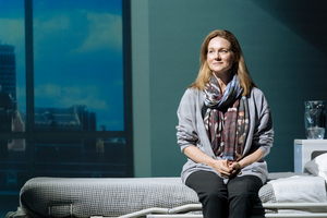 MY NAME IS LUCY BARTON Starring Laura Linney To Begin Previews Early