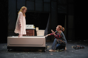 BWW Review: BABY SCREAMS MIRACLE Storms Through CATASTROPHIC THEATRE