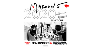 Maroon 5 Announce 2020 North American Tour