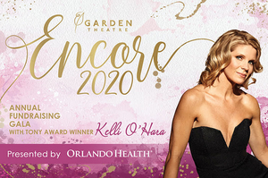 Kelli O'Hara is Coming to Garden Theatre This Spring