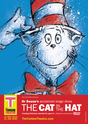 Full Casting Announced for THE CAT IN THE HAT at The Turbine Theatre
