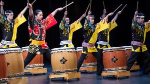 Tsukasa Taiko to Bring Authentic Japanese Drumming Concert to Metropolis Performing Arts Centre