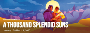 Arena Stage Announces Cast and Creative for A THOUSAND SPLENDID SUNS