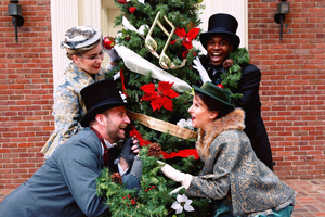 Opera Memphis and Dixon Gallery & Gardens Are Bringing Back A VICTORIAN HOLIDAY