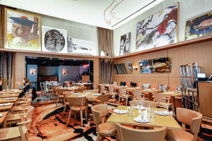 BWW Review: CLEO at the Mondrian Park Avenue offers Inventive Mediterranean Fare Wonderfully Prepared
