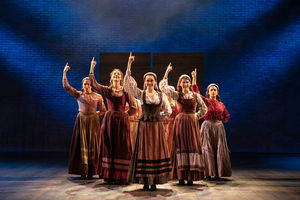 State Theatre New Jersey Presents FIDDLER ON THE ROOF
