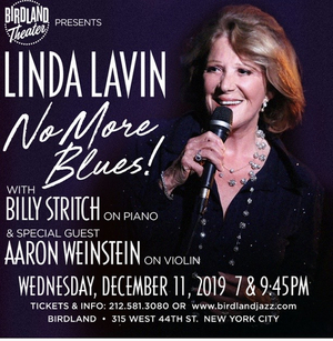 BWW Interview: Linda Lavin And Billy Stritch of NO MORE BLUES! at The Birdland Theater