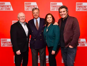Review Roundup: HARRY TOWNSEND'S LAST STAND - What Did the Critics Think?